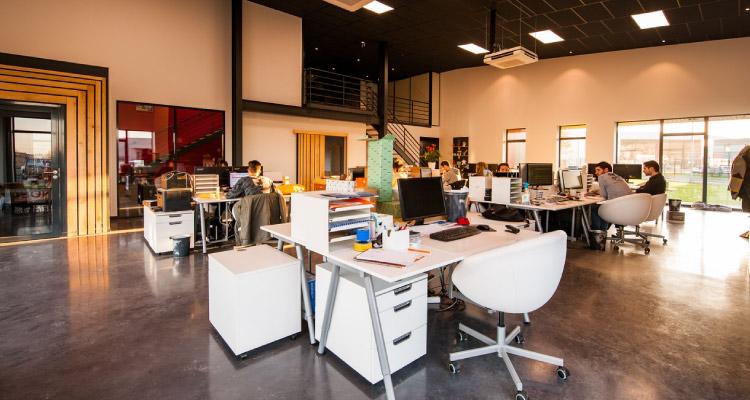 white label wordpress maintenance, cool marketing agency office