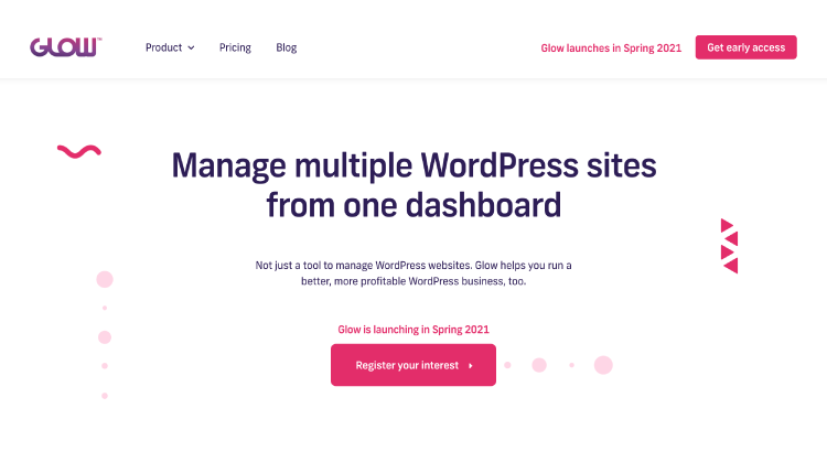 website maintenance fees, manage multiple wordpress sites